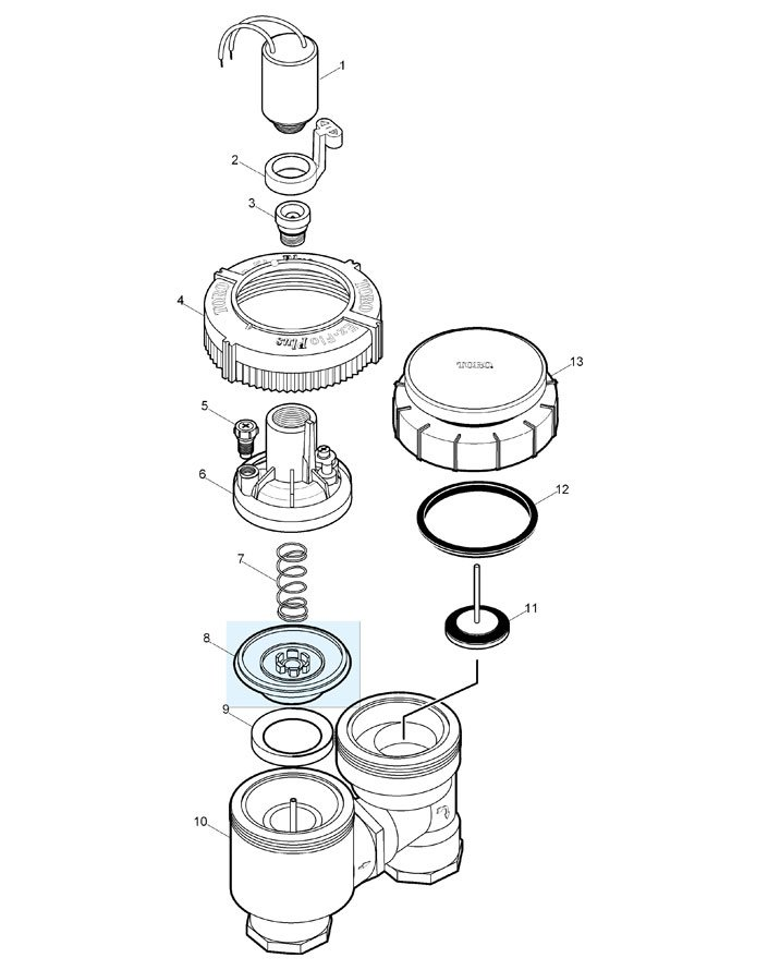 How To Replace An Irrigation Valve Diaphragm